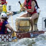 Dragon Boat Drummer
