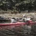 Kayaking Georgian Bay 11