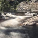 Rapids near High Falls