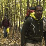 Hiking Frontenac 4