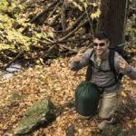 Hiking Frontenac 5