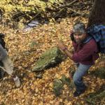 Hiking Frontenac 6